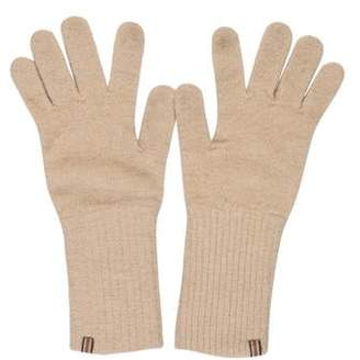 Burberry Wool Knit Gloves