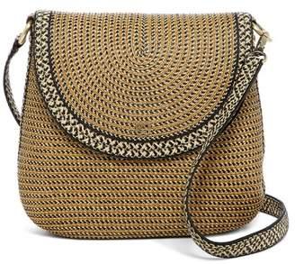 Eric Javits Demi Pouch Woven Shoulder Bag
