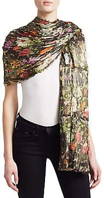 Gucci Women's Long Floral Stole