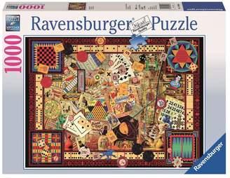 Ravensburger 1000-pc. Vintage Games Puzzle