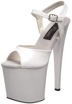 Pleaser USA Women's Taboo-709W Platform Sandal