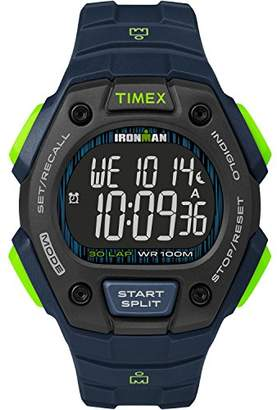 Timex Men's TW5M18800 Ironman Classic 30 Resin Strap Watch