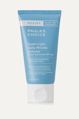 Paula's Choice Resist Anti-aging Tinted Moisturizer Spf30, 60ml - one size