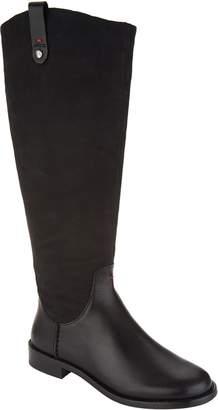 ED Ellen Degeneres Med Calf Tall Shaft Boots - Zoila