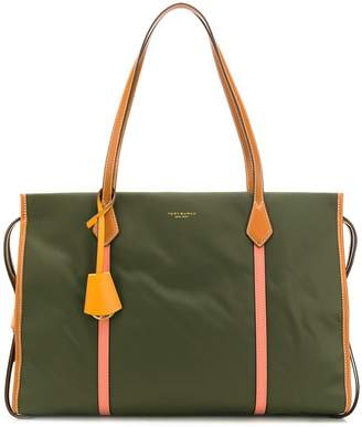 Tory Burch colour block tote bag