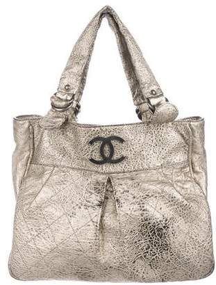 Chanel Quilted Le Marais Large Tote