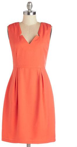 Pink Martini My ChC)ri Cordial Dress