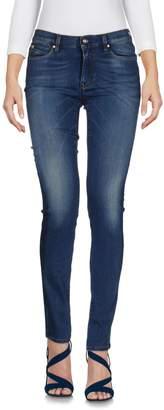 Vdp Collection Denim pants - Item 42582070IB