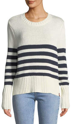 Kule The Teva Striped Sweater Top