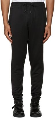 Y-3 Black M CL Track Lounge Pants $235 thestylecure.com