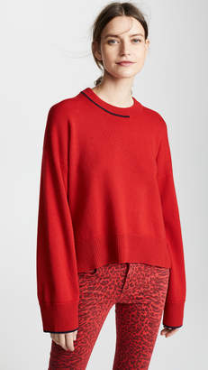 Pringle Long Sleeve Cashmere Sweater