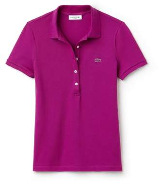 Lacoste Women S Short Sleeves Polo