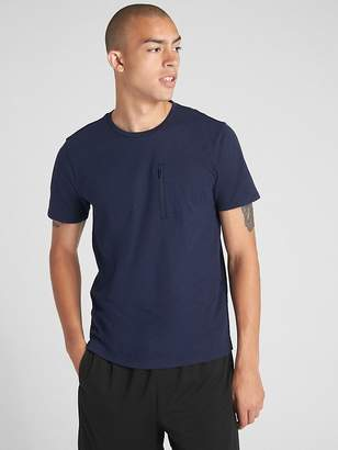 Hybrid Short Sleeve Crewneck T-Shirt
