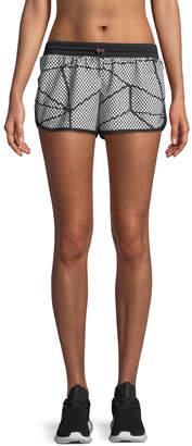 Beyond Yoga Chromatic Athletic Shorts