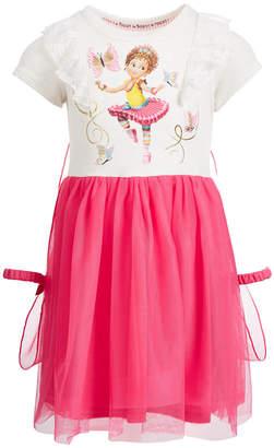 Disney Toddler Girls Fancy Nancy Mesh Dress
