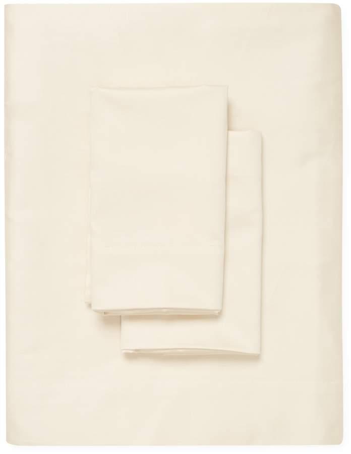Solid Cotton Sheet Set