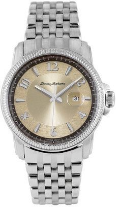 Tommy Bahama Men&s Stainless Steel Watch $375 thestylecure.com