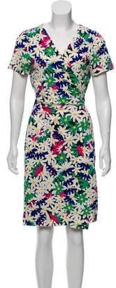 Diane von Furstenberg New Julian Two Floral Dress