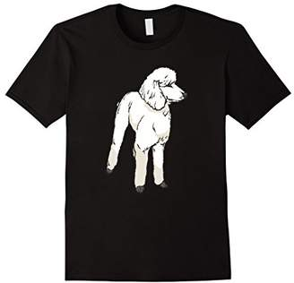 Breed Poodle Dog T Shirt Gift For Any Animal Fan Lover