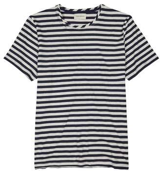 Oliver Spencer Conduit Striped Cotton T