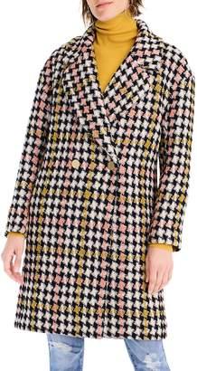 J.Crew Collection Oversize Lurex(R) Tweed Coat