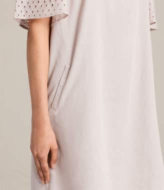 AllSaints Livia Emb Dress