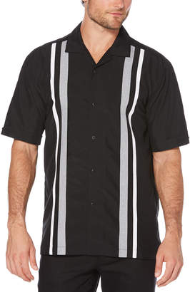 Cubavera Big & Tall Tricolor Panel Shirt