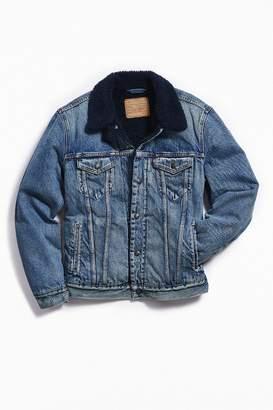 Levi's Levi's Type III Denim Sherpa Jacket