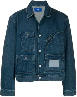 Rassvet slip pocket denim jacket