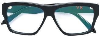 Victoria Beckham (ヴィクトリア ベッカム) - Victoria Beckham square shaped glasses