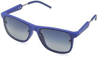 Polaroid Unisex's PLD 6018/S Z7 TN5 Sunglasses, Ruthen/Bluette Sf Polar