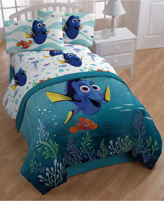 Disney Disney's Finding Dory Sun Rays Twin 5 Piece Comforter Set Bedding