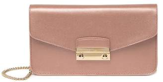 Furla Julia Small Leather Pochette Shoulder Bag