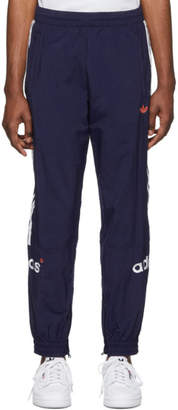 adidas Navy Archive Track Pants