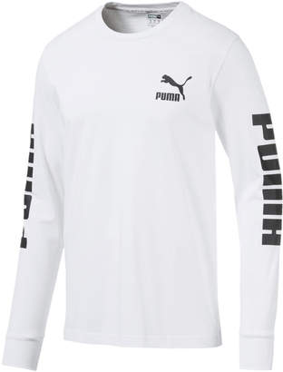 Classics Logo Men's Long Sleeve Tee