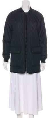 Belstaff Quilted Short Coat