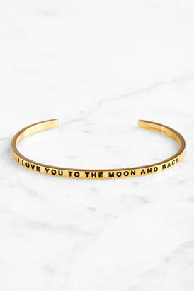 Mantraband Love You To The Moon And Back Bracelet
