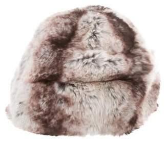 Christian Dior Chinchilla Fur Hat