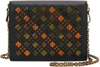 Bottega Veneta Intrecciato Stained Glass Montebello Crossbody Bag