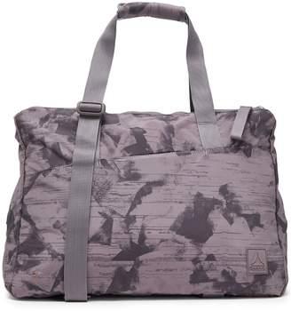Reebok Printed Shell Gym Bag