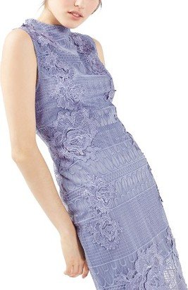 Women's Topshop Applique Lace Dress $190 thestylecure.com