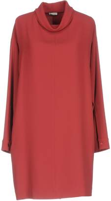 Gold Case Short dresses - Item 34750941RJ