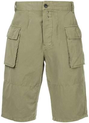 Kent & Curwen cargo shorts