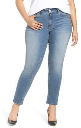 Seven7 Stone Detail Skinny Jeans