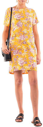 All About Eve Summer Floral Shift Dress