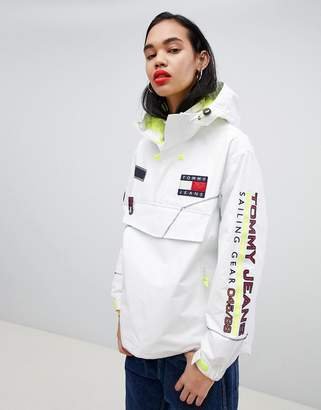 Tommy Jeans Tommy Jean 90s Capsule 5.0 Oversized Sailing Jacket