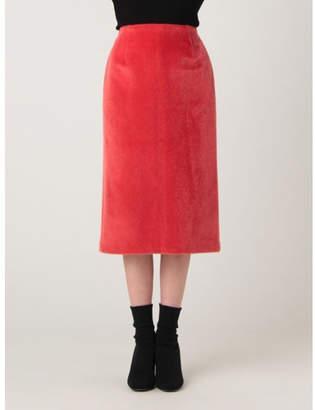 LAGUNAMOON (ラグナムーン) - LAGUNAMOON シャギータイトスカート