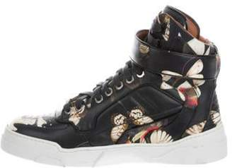 Givenchy Tyson High-Top Sneakers Black Tyson High-Top Sneakers