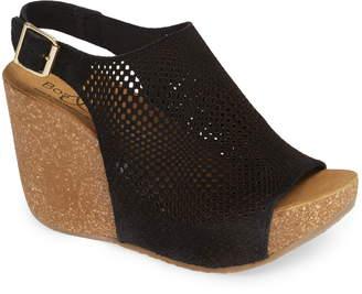 Bos. & Co. Savona Wedge Sandal