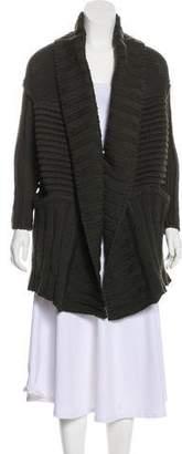 Stella McCartney Virgin Wool Oversize Cardigan